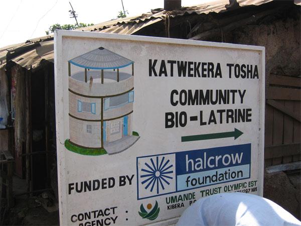 Kibera bio gas