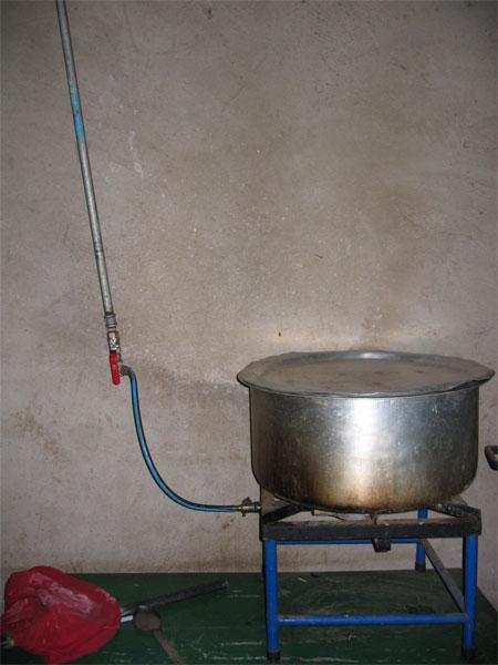 Kibera Bio Gas 2