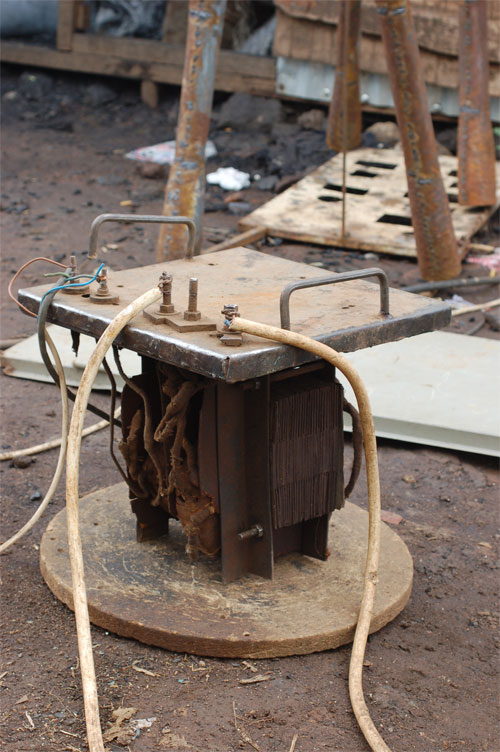 Home Made Welding Machine in Nairobi, Kenya