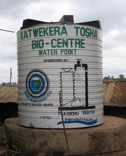 Bio Latrine - Kibera