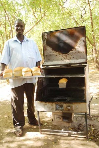 Baking Breadin Baringo