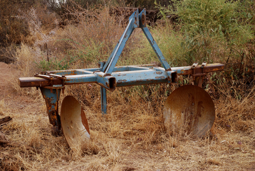 Murray Roberts Modified Plough