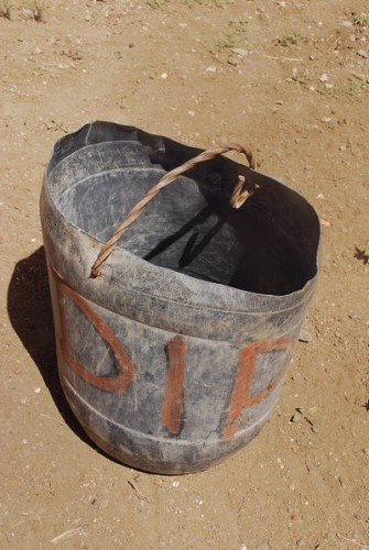 traditional bucket small