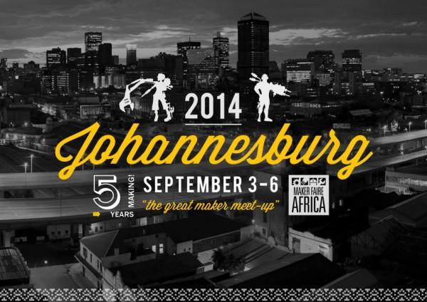 Maker Faire Africa 2014